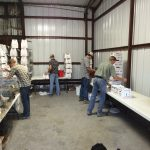 Shipping Poultry at Claborn Farms